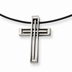 Leather Cord Cross