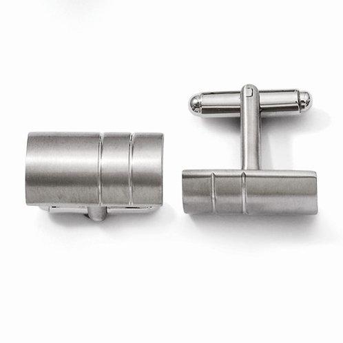 Titanium Cuff Links