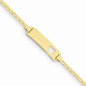 Children's Heart Bracelet