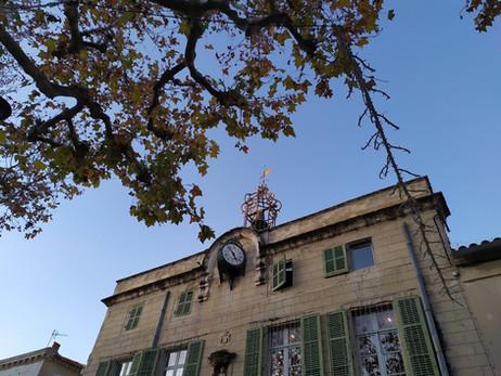 Mairie de Barbentane