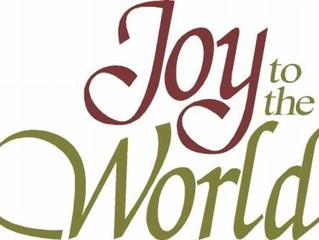 Joy to the World?