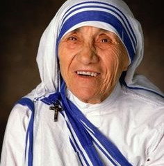 Mother Teresa at Harvard