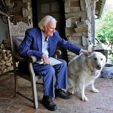 Billy Graham's Dog