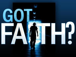 """""""I HAVE KEPT THE FAITH"""""""