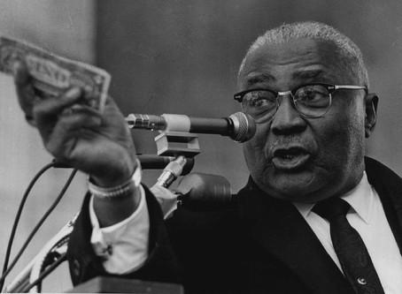 "When ""Daddy King"" Spoke At Harvard"