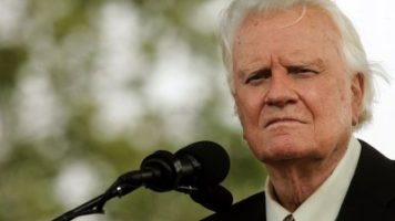 The Rev. Dr. Billy Graham