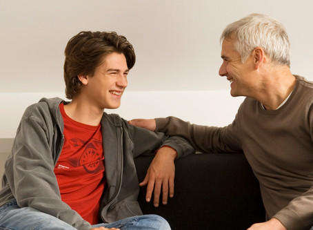 A Great Relationship With Your Teen?