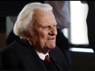 Celebrating Billy Graham's Life