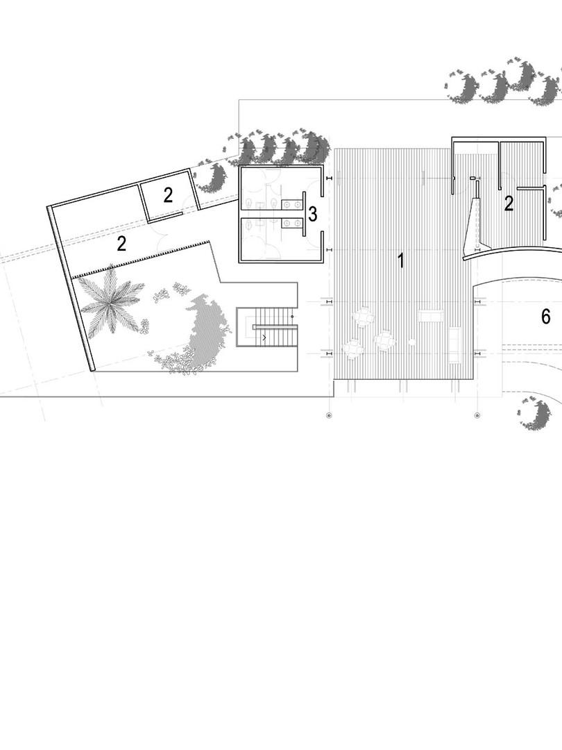 Main Building Floor Plan