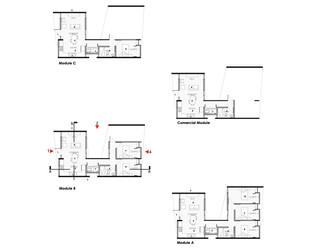 Modules's Floor Plan