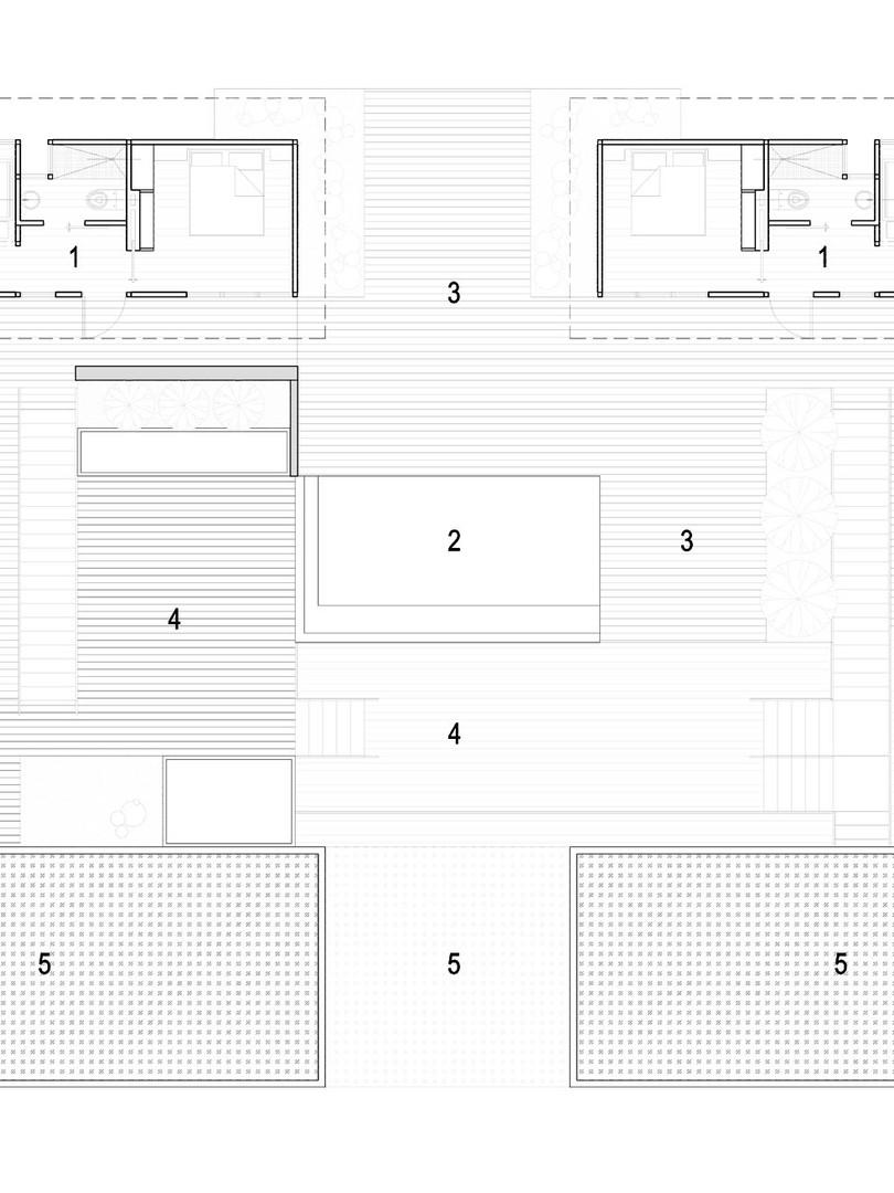 Typical Cluster Floor Plan