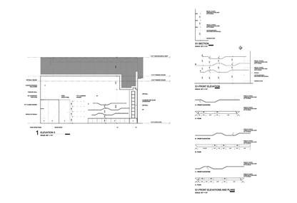 Interior Elevation 5