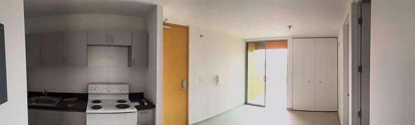 Typical Unit Interior