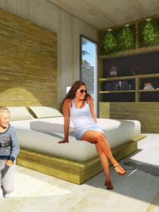 Eco-Villa: Module 2 (Interior)