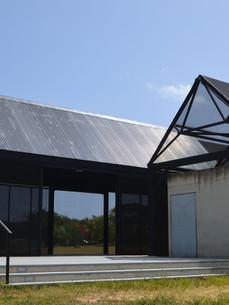 Greenhouse's terrace