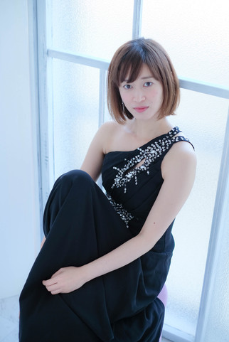 ドレス撮影,ドレス宣材,人物写真2