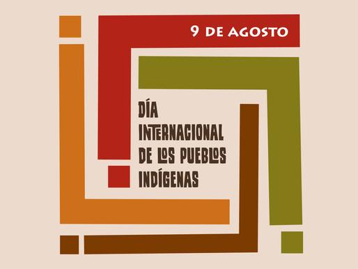 ¡Hoy celebramos el Día Internacional de los Pueblos Indígenas!