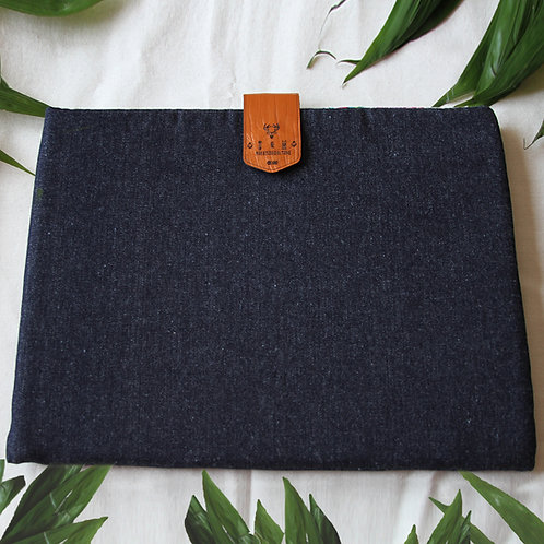 Funda Laptop - Denim Rozes
