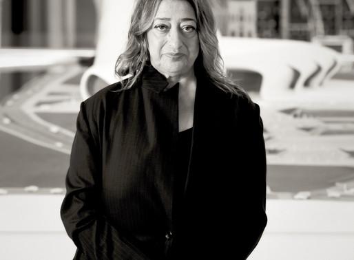 Deconstructivismo: Zaha Hadid