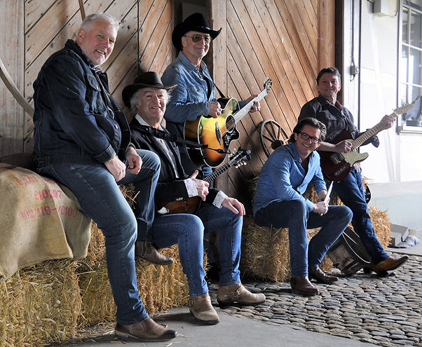 MOTEL7 - Country-Rock - Country Music - Western Music