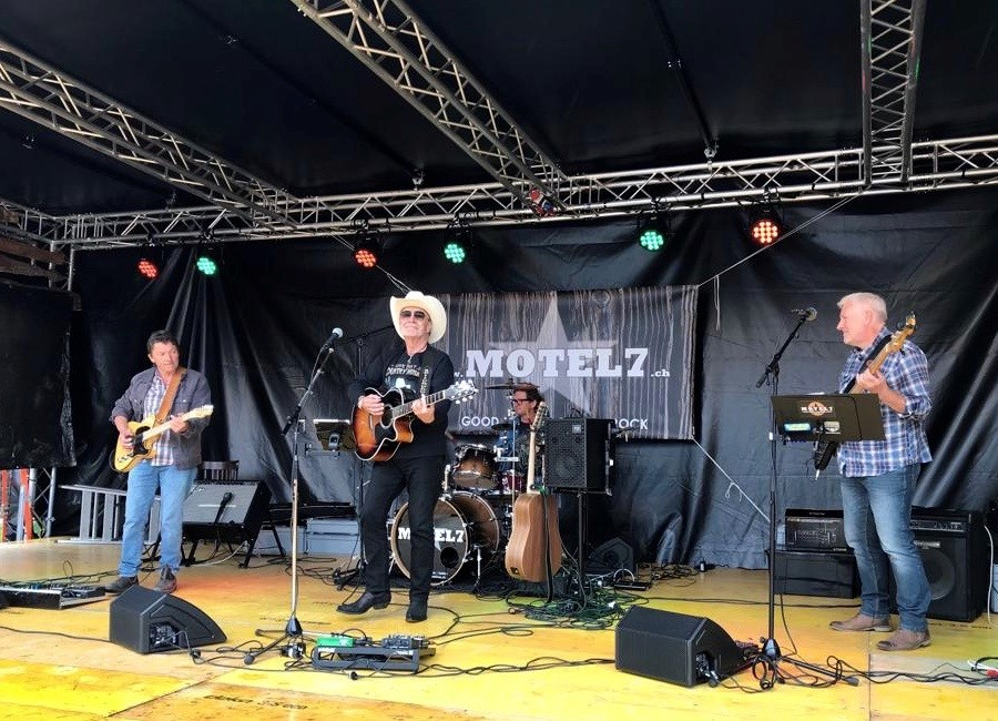 MOTEL7 - Western City Malans