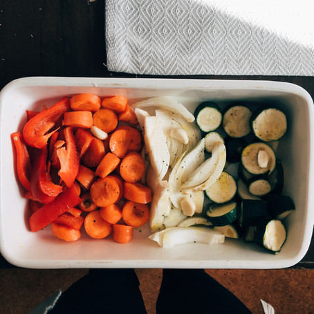 Recipe: Veggie loaded pasta sauce