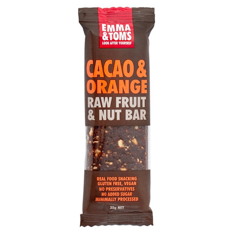 Health Food Bars: 5 Brands I recommend