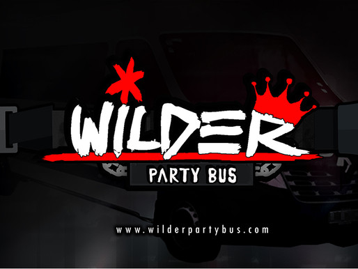 Wilder: Brand new Party Bus got Hella of a lot of extras!