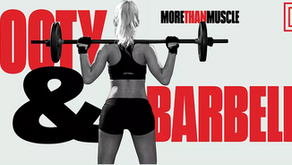 NEW group workout -Booty & Barbells