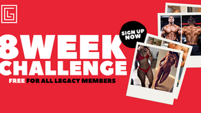 8Week Challenge