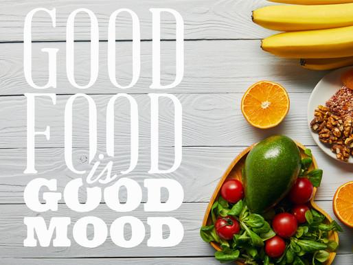 FOOD AND MENTAL HEALTH!
