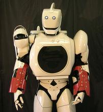 Twinjet Robot