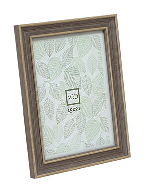 Portarretratos  madera 13X18 cm
