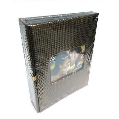 ALBUM METALIZADO 10 x 15 x 200 fotos