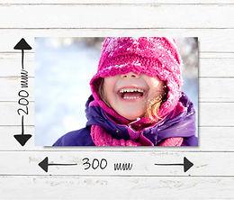 10 Fotos 20 x 30 cm