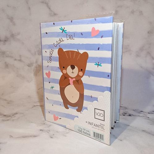 Album estampado BEBE 13 x 18 x 100