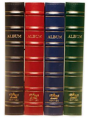 ALBUM CLASICO CUERO 20 x 30 x 100