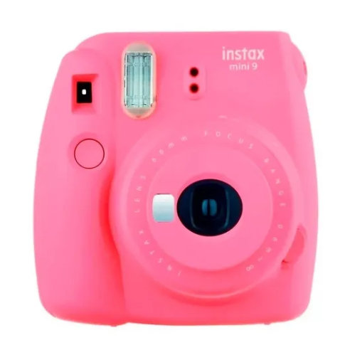 Camara fuji instax mini 8 Pink