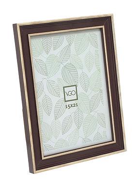 Portarretratos  madera 15x21 cm