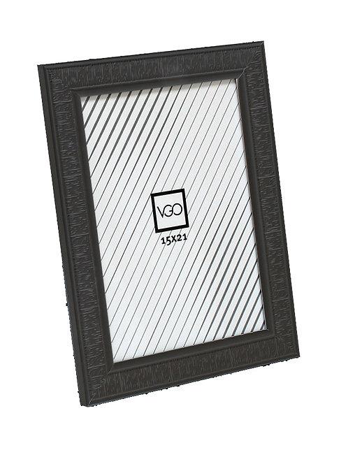 Portarretratos plástico labrado 10 x 15