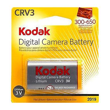BateriaKodak CRV3