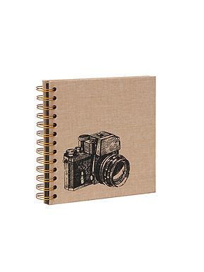 Album Pergamino 17X17 cm 20 hojas