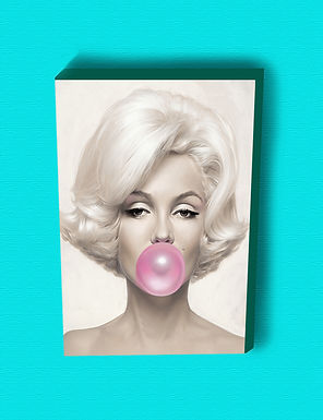 Marilyn BubbleGum