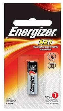 Bateria  Energizer A27