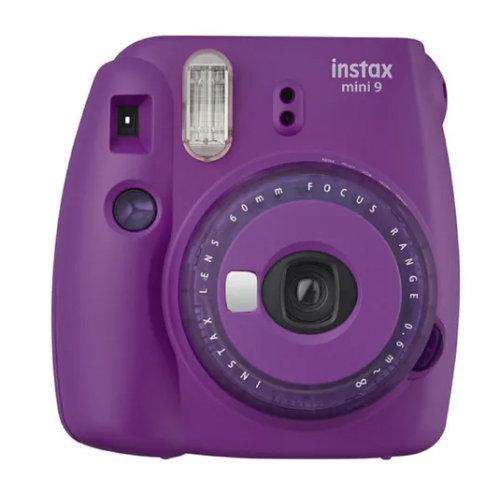 Camara fuji instax mini 8 Violet