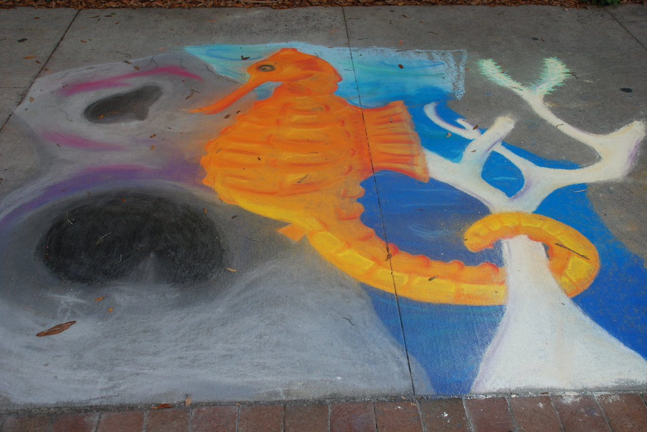 Bloom N Chalk Fest
