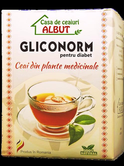 Ceai Gliconorm