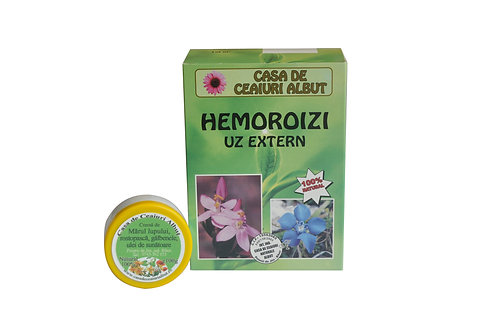 Pachet Hemoroizi