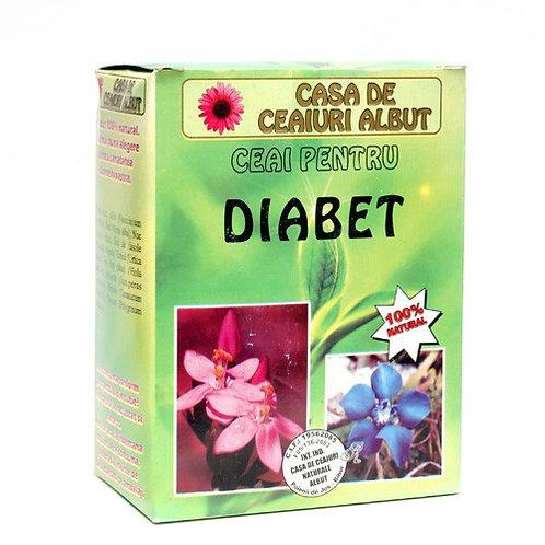Ceai impotriva diabetului