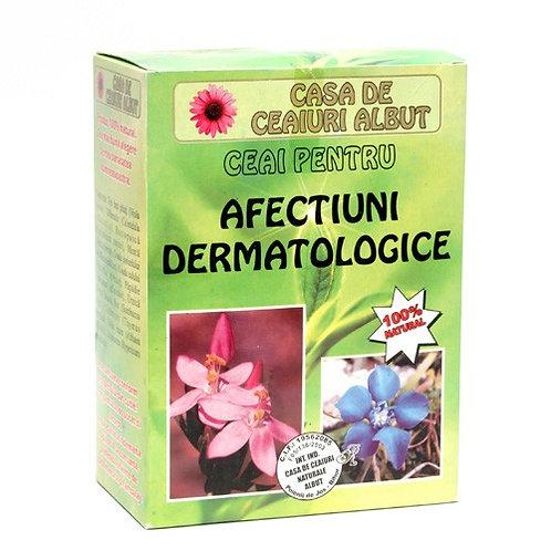Ceai pentru Afectiuni Dermatologice (Depurativ)